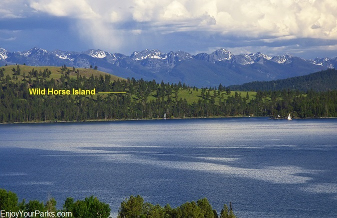 Wild Horse Island, Flathead Lake Montana