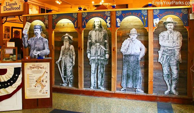 Legends of Deadwood, Deadwood South Dakota