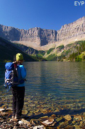 Bertha Lake, Waterton Lakes National Park