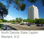 North Dakota State Capitol Building, Bismark