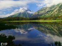 Kootenai Lakes, Glacier Park