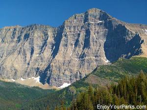 Mount Cleveland, Glacier Park