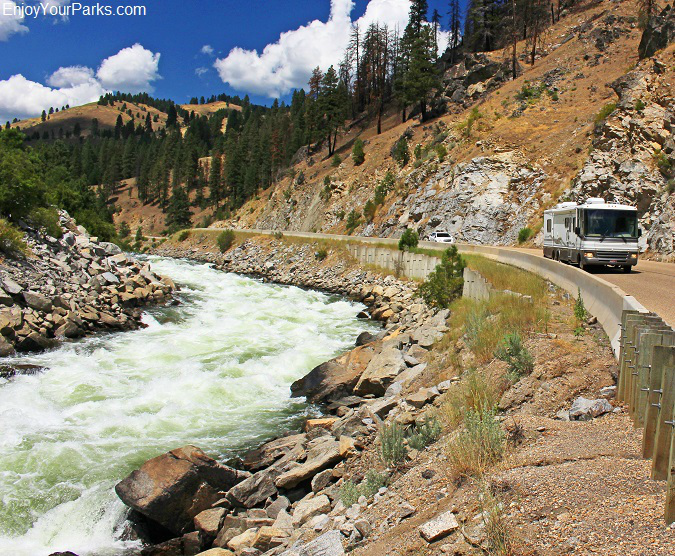Payette River National Scenic Byway, Idaho