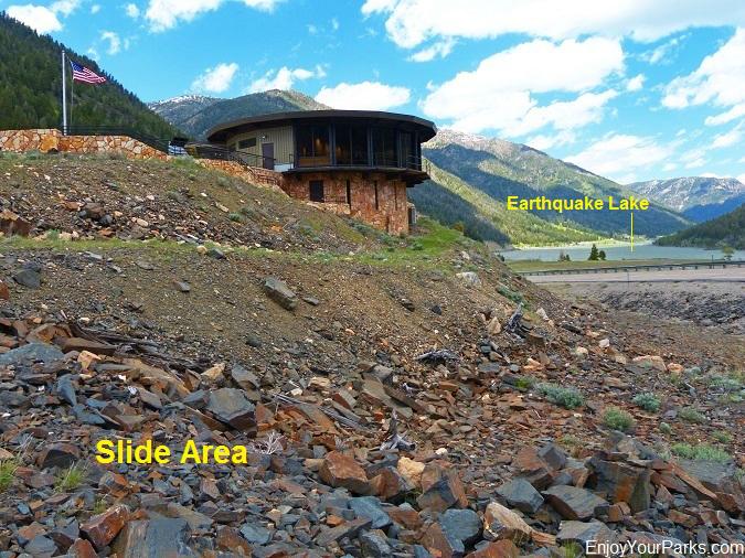 Earthquake Lake Visitor Center