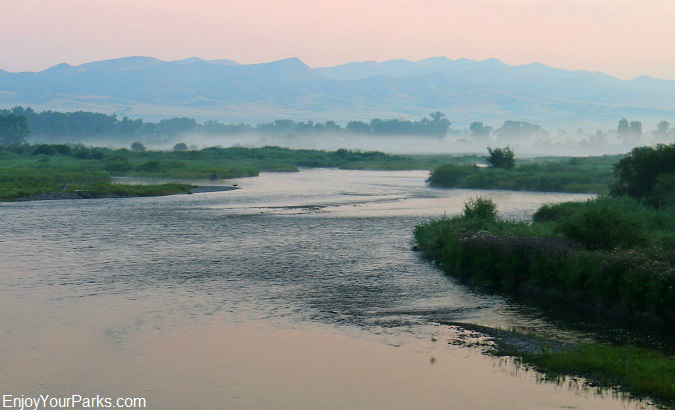 Missouri Headwaters State Park Montana