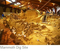 Mammoth Dig Site, South Dakota