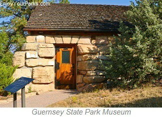 Historic Guernsey State Park Museum, Wyoming