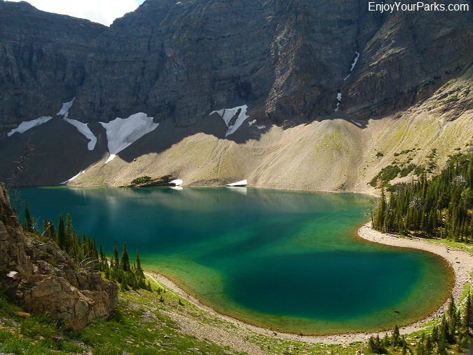 Crypt Lake, Waterton Lakes National Park