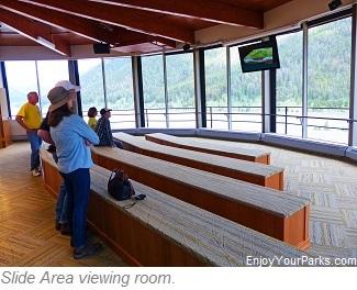Earthquake Lake Visitor Center, Montana