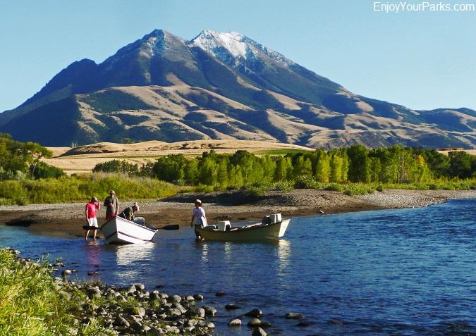 Emigrant Peak, Paradise Valley Montana