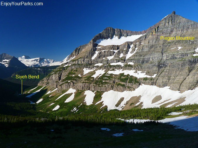 Piegan Pass Trail, Glacier National Park