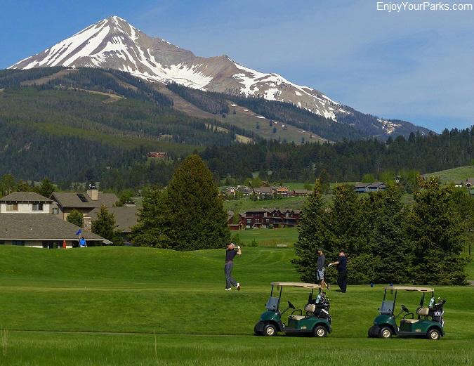 Big Sky Resort Public Golf Course