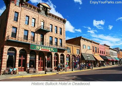 Bullock Hotel, Deadwood, South Dakota