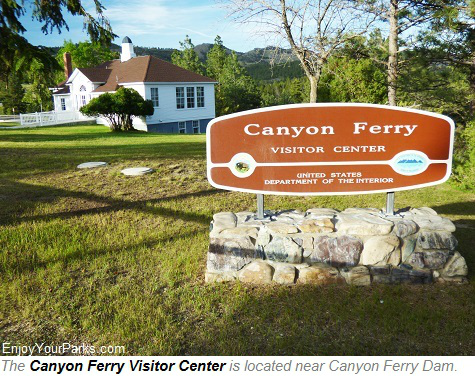 Canyon Ferry Visitor Center