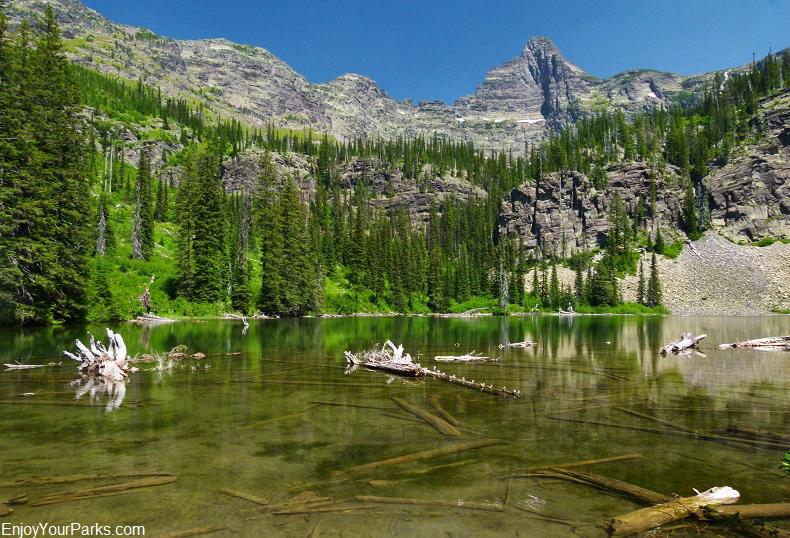 Snyder Lake, Glacier National Park