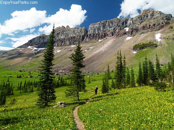Fifty Mountain, Glacier Park