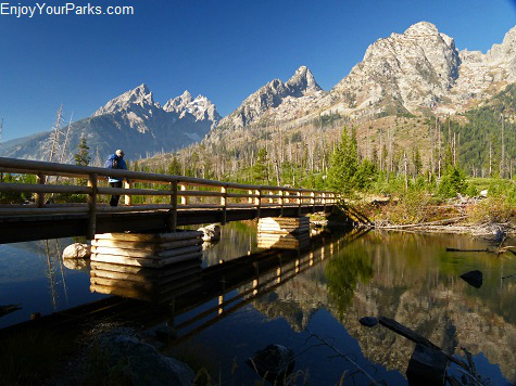 South String Lake Trailhead, Grand Teton National Park