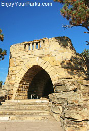 The Castle, Guernsey State Park, Wyoming