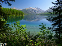 Kintla Lake, Glacier National Park
