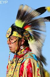 Montana Native American.