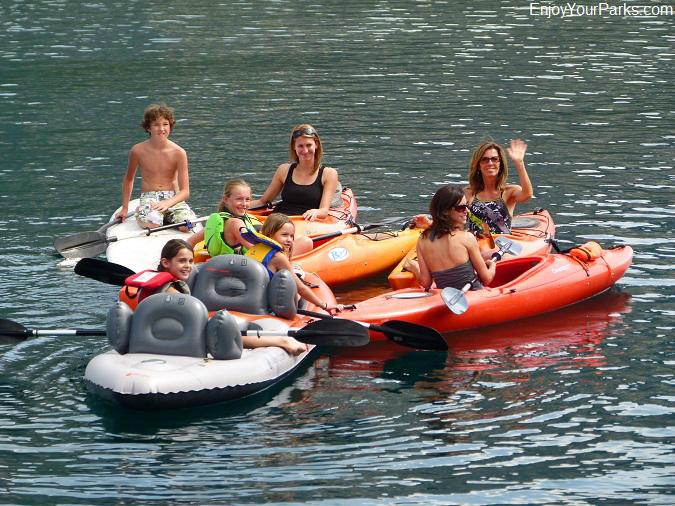 Emerald Bay, Waterton Park Townsite, Waterton Lakes National Park