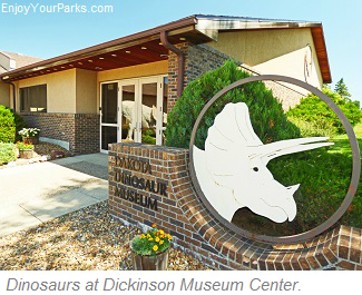 Dickinson Museum Center, North Dakota