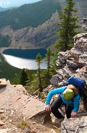 Akamina Ridge, Waterton Lakes National Park