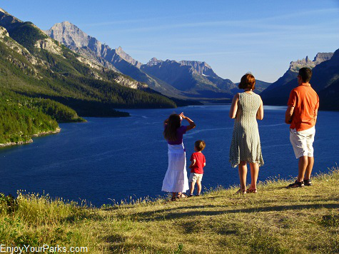 Waterton Lake, Waterton Lakes National Park