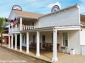 Historic Fairweather Inn, Virginia City Montana