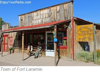 Town of Fort Laramie, Wyoming