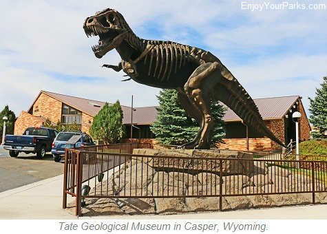 Tate Geological Museum in Casper, Wyoming