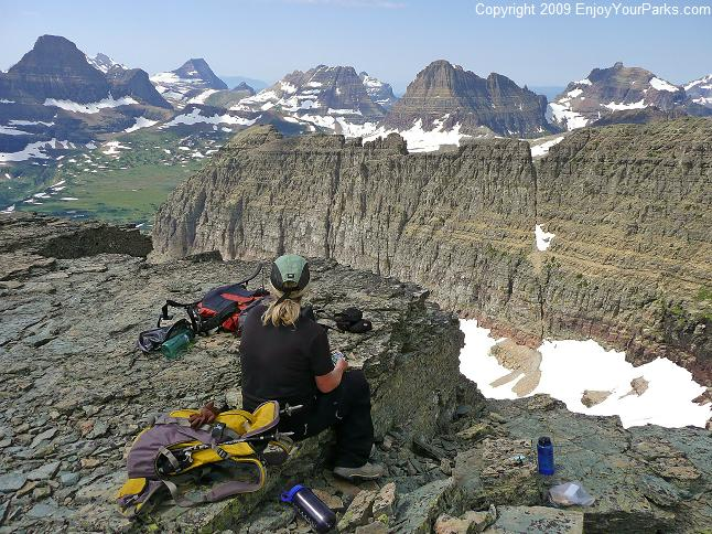 Pollock Mountain, Glacier National Park
