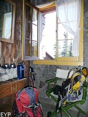 Granite Park Chalet, Glacier National Park