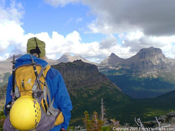 Heavy Runner Mountain, Glacier National Park