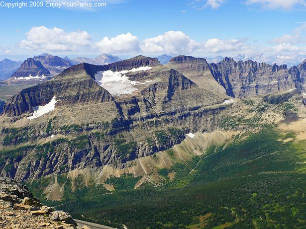 Matahpi Peak, Glacier National Park