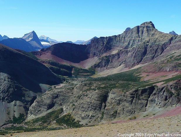 Apikuni Mountain, Glacier National Park