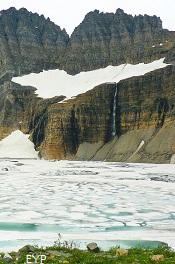 Salamander Glacier, Grinnell Glacier Trail, Glacier National Park