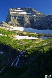 Mount Gould, Grinnell Glacier Trail, Glacier National Park