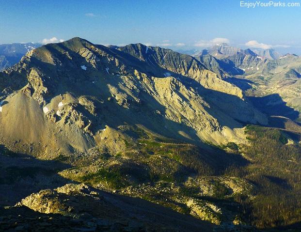 Divide Mountain, Glacier National Park