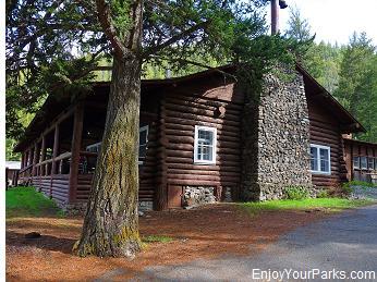 Roosevelt Lodge, Tower / Roosevelt Area, Yellowstone National Park