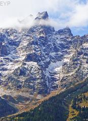 Teewinot Mountain, Jenny Lake, Grand Teton National Park