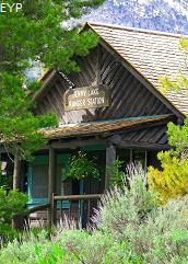 Jenny Lake Ranger Station, Jenny Lake, Grand Teton National Park