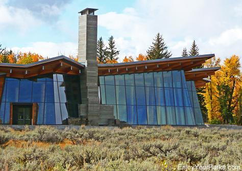 Craig Thomas Discovery and Visitor Center, Moose Junction, Grand Teton National Park