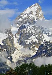 Grand Teton Peak, Grand Teton National Park