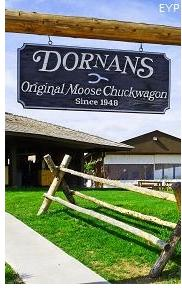 Dornans Chuckwagon, Moose Junction, Grand Teton National Park