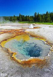 Black Sand Geyser Basin, Yellowstone Park