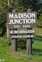 Madison Junction Area, Yellowstone National Park