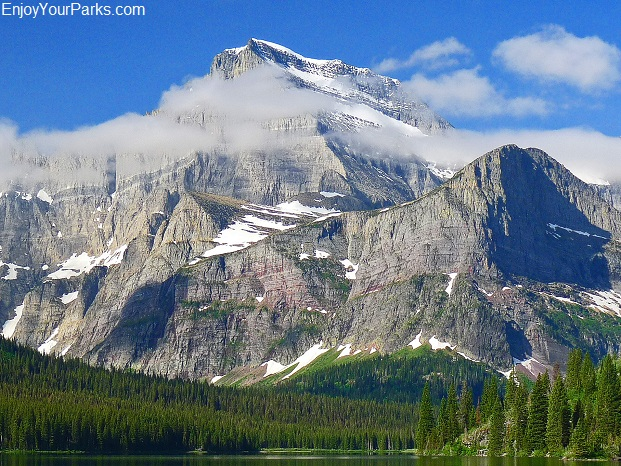 Mount Gould, Glacier National Park