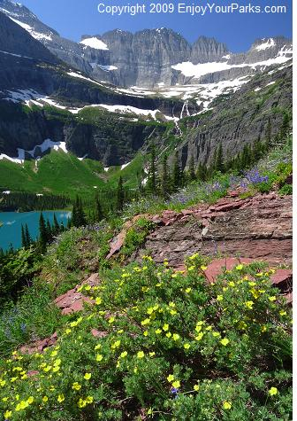 Grinnell Glacier Trail, Glacier National Park
