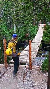 South Shore Trail, Two Medicine Pass, Glacier National Park